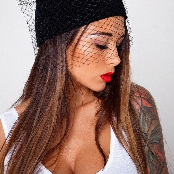 #beanie #black #tattoo #nifty
