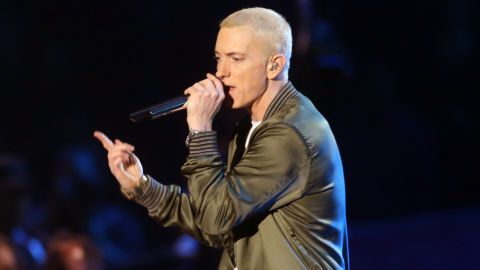 Eminem Is Basically A Human Dictionary -- This Data Proves It - MTV