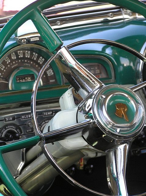 1952 Pontiac...pure class! I know this isn't a truck but I just love old cars.