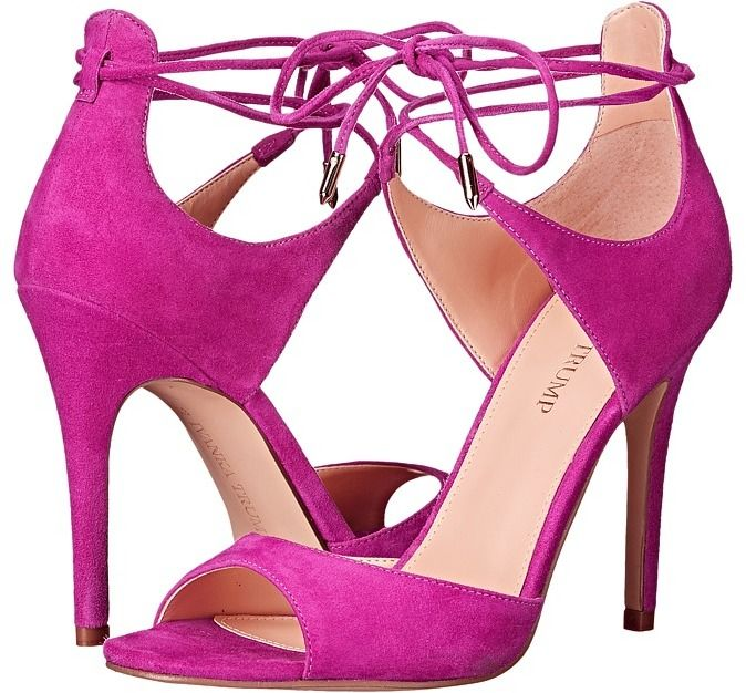$108–135 was $135 IVANKA TRUMP HOLIDAE Click link below for more details.  http. Stiletto PumpsSuede ...