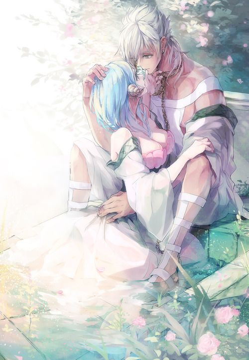 Magi: The Labyrinth of Magic | Sharrkan and Yumarahai (probably never gonna happen but I can dream!) love this anime OTP