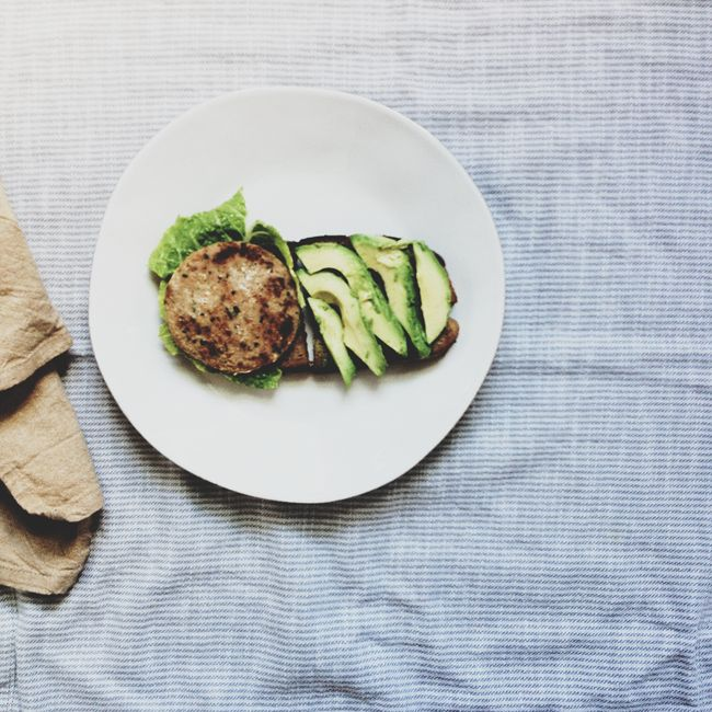Salmon burgers, Salmon and Avocado on Pinterest