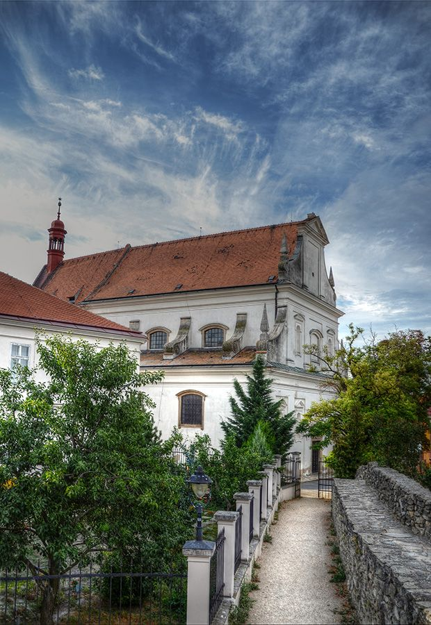 kostel sv.Michala, Znojmo