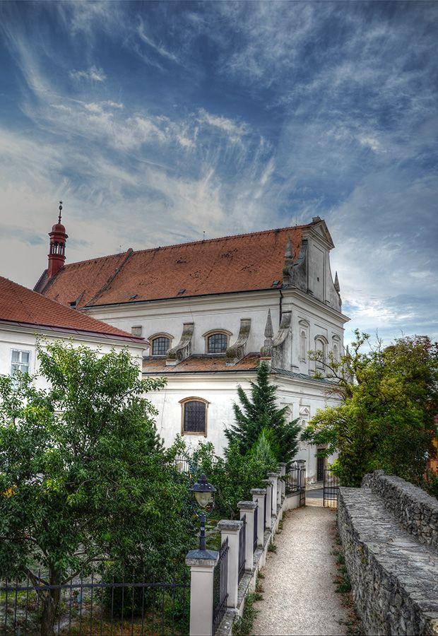 kostel sv.Michala