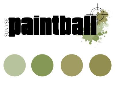 Sunrise Paintball - Logo Design | Xdrenalin Zone Logo ...