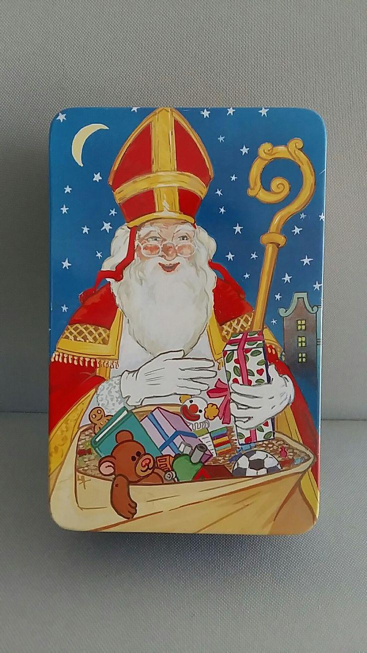 Sinterklaas blik