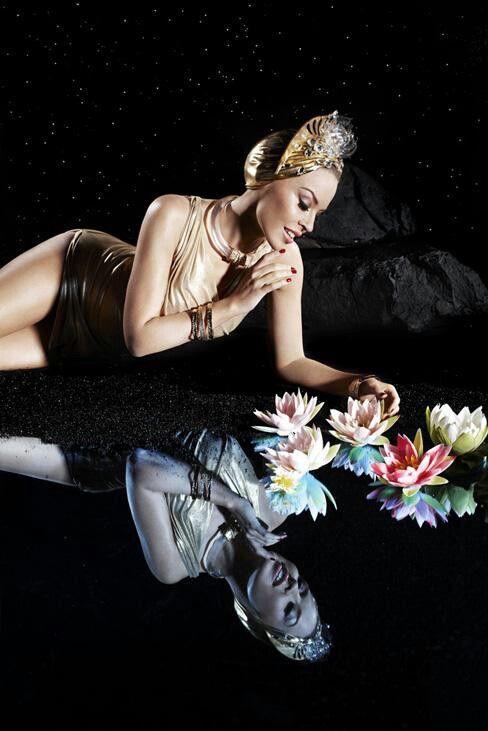 Aphrodite Photoshoot