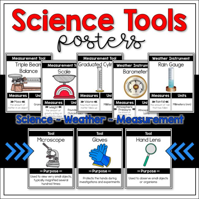 Experiments Instruments Measurement: 25+ Best Science Tools Ideas On Pinterest