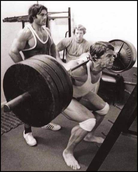 Arnold tanácsai kezdő testépítőknek