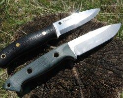 Up until recently, the quiet corner of outdoor activity known as bushcraft was a niche market for those who make knives and other wilderness survival equipment targeting extreme survivalists.  But when Benchmade and Spyderco launched their own