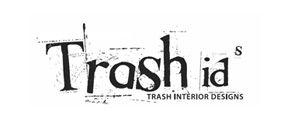 Trash id, kierrätystuotteita.