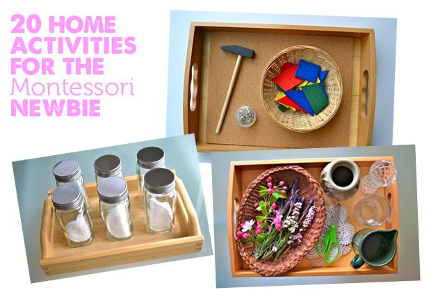 Everything You Need to Know to Start Montessori-ing at HomeShape Activities, Start Montessori, Inspiration Activities, Activities For Kids, Modern Parents Messy Kids, Baby Toys, Montessori Ideas, Montessori Preschool At Home, Kids Toys