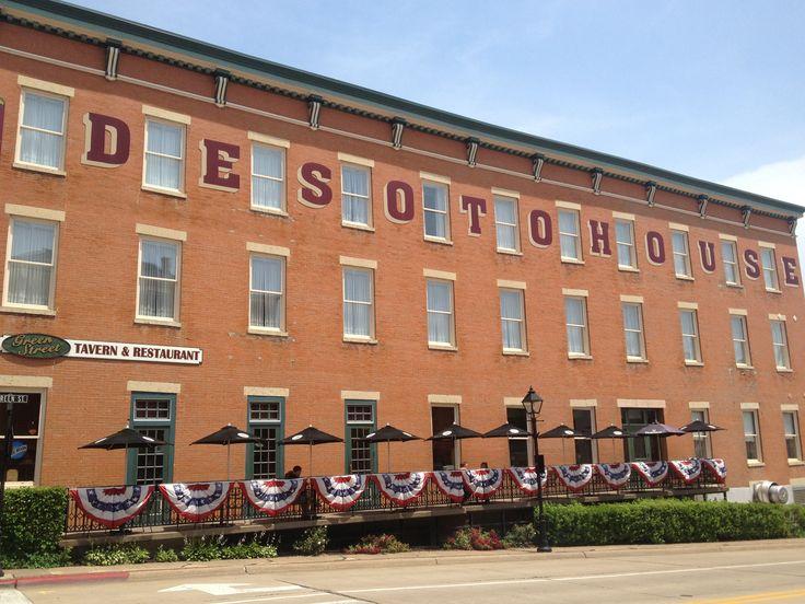Desoto House Hotel In Galena Illinois Historic And Inviting