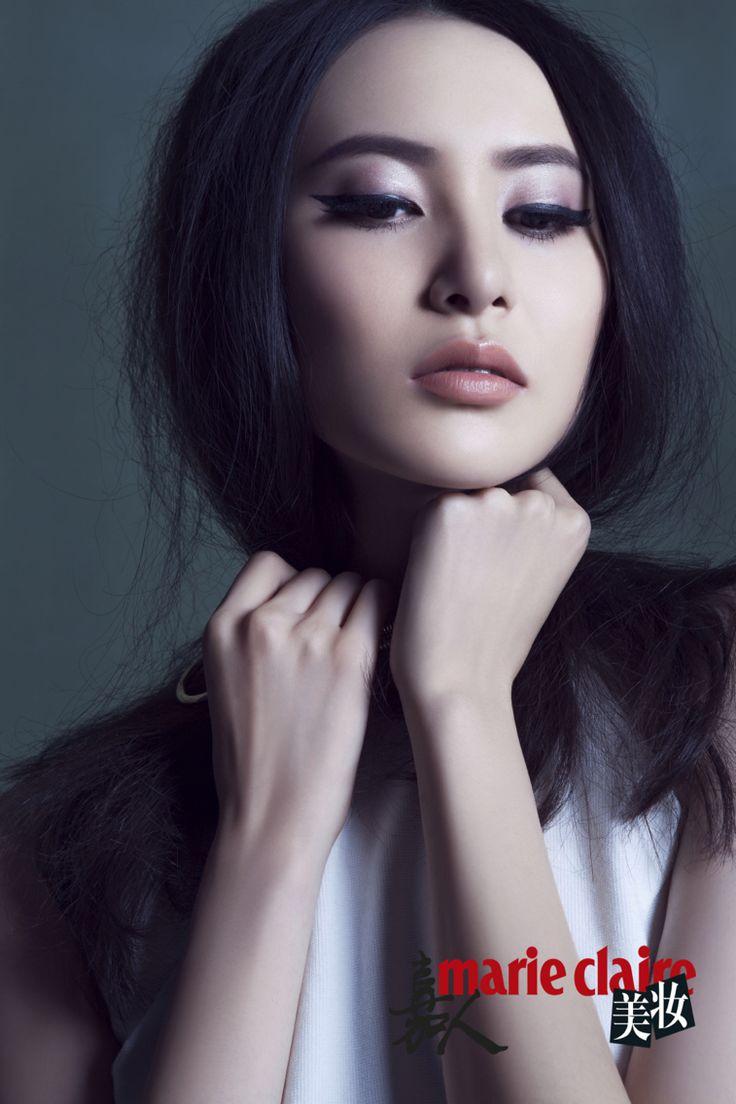 Li Weiyu Height:178  Bust: 82  Waist: 60  Hips: 90