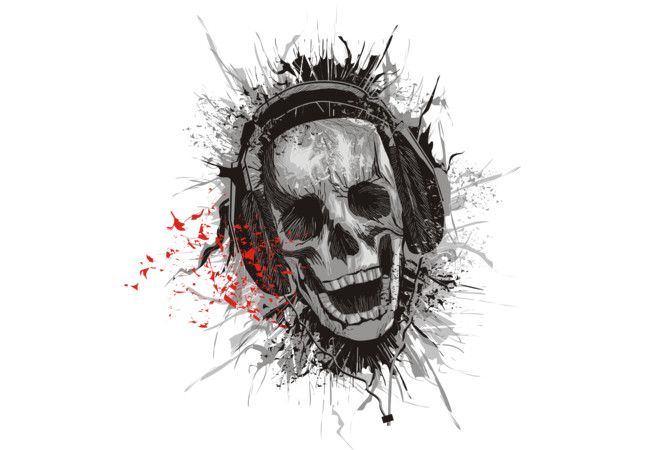 death music  Artwork