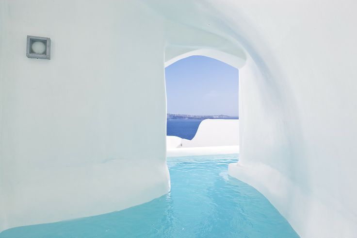 Passion For Luxury: Canaves Oia Santorini