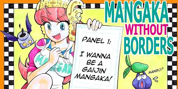 Dr.Vee, Mangaka without Borders!: How To Become A Professional Mangaka