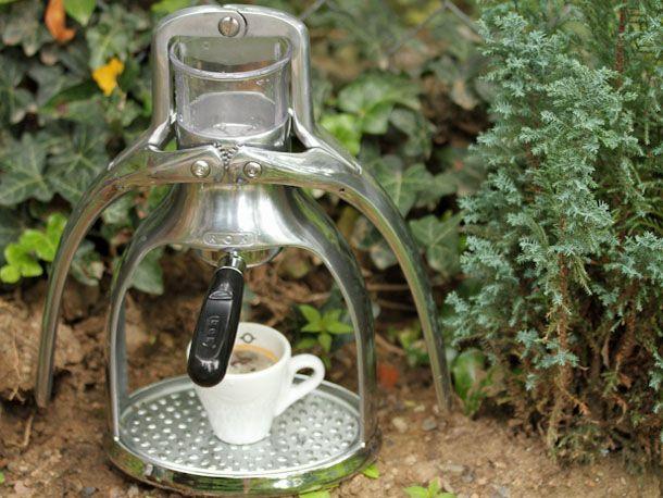 rok manual espresso maker review