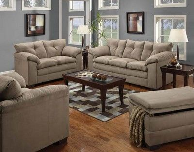 29 best jarons living room sets images on pinterest - Microfiber living room furniture sets ...