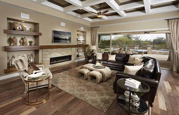 Kingsgate New Home Features | Cave Creek, AZ | Pulte Homes New Home Builders | Lone Mountain - Monarch