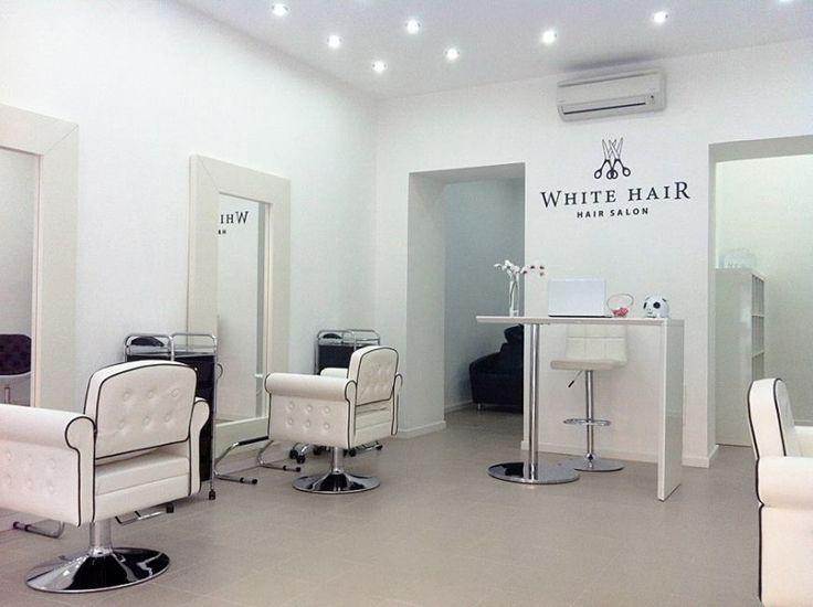 White hair salon joy studio design gallery best design for A touch above salon