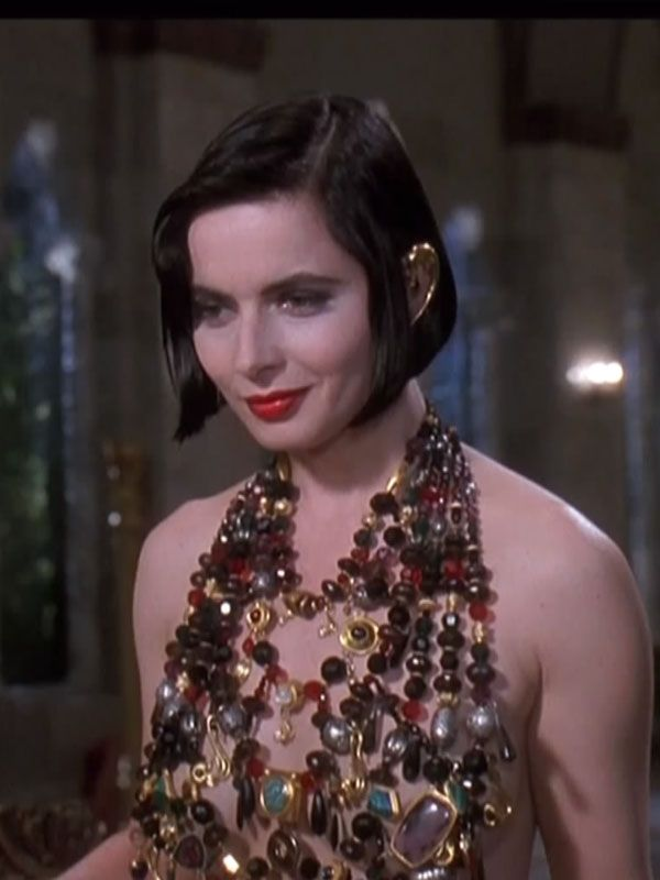 Isabella Rosellini. ☚ Death Becomes Her