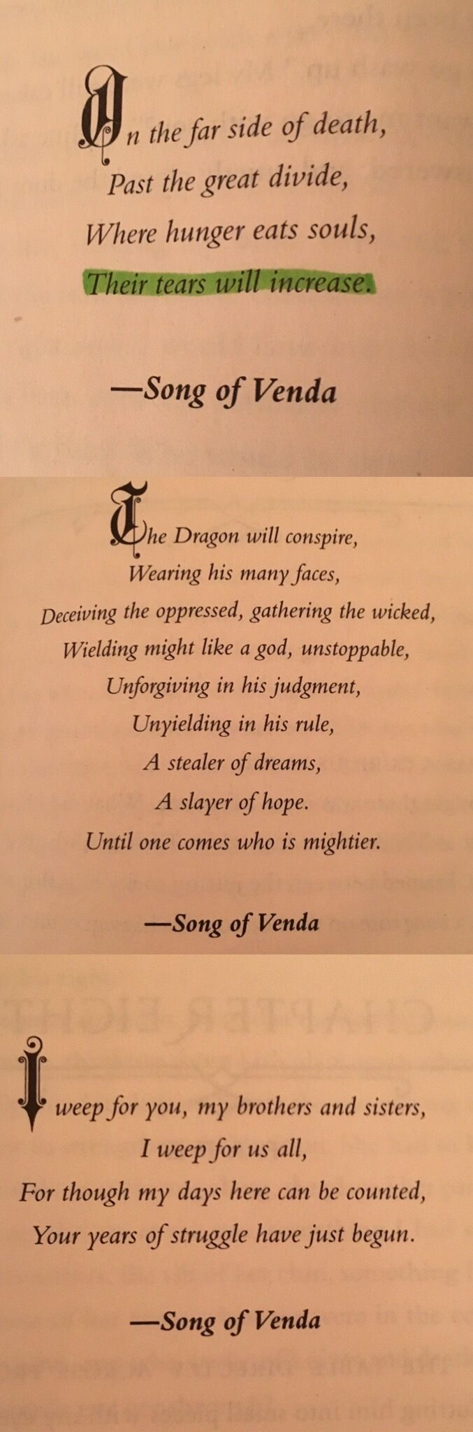 Song Of Venda Part 3
