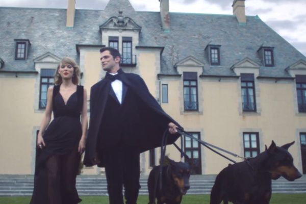 Every Single Outfit Taylor Swift Wears in Her 'Blank Space' Video