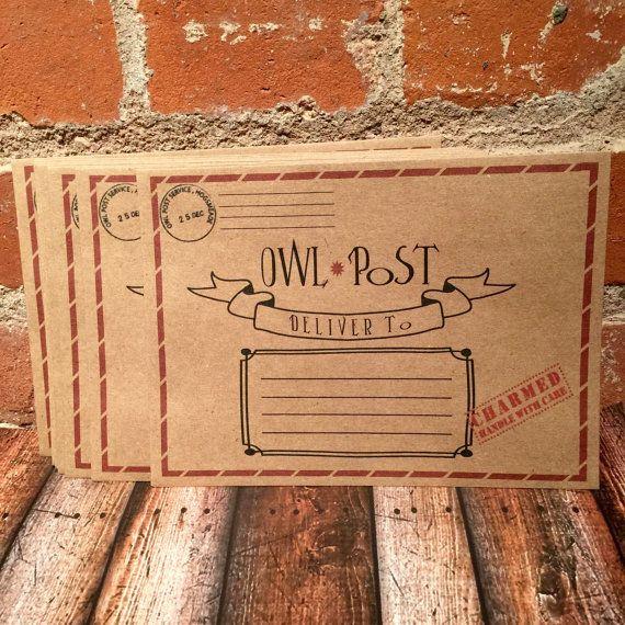 Hoi! Ik heb een geweldige listing gevonden op Etsy https://www.etsy.com/nl/listing/223325376/harry-potter-inspired-envelope-bridal