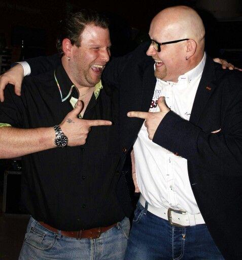 Zanger Marco Carolus en Zanger Marco de Ruijter