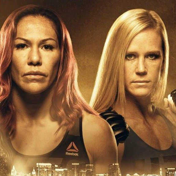 """#CrisCyborg @criscyborg retained her #featherweight belt at #UFC219 going the distance with #HollyHolm and being declared winner by unanimous decision (49-46 48-47 and 48-47). . .  """"I want to say thank you for Holly Holm"""" Cyborg said. """"She is an amazing fighter."""" . . The main question now is who else can challenge her for the title. Cyborg called out #MeganAnderson as an opponent she'd like to face at 145lb. The two were supposed to meet in the #Octagon in July to duel for the vacant title…"""