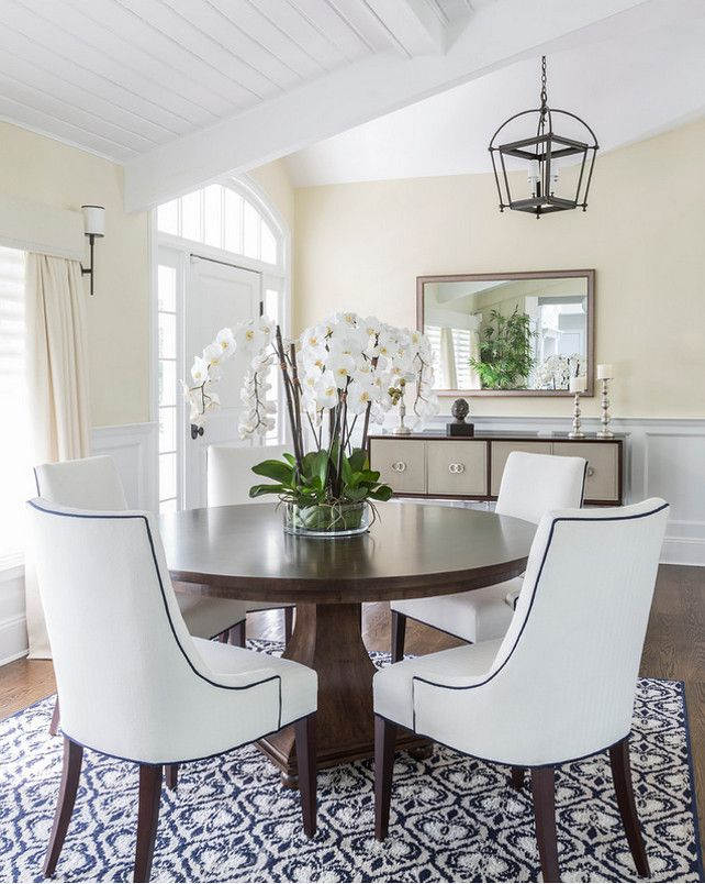Adding Beautiful Lighting to Your Home. Benjamin Moore Muslin