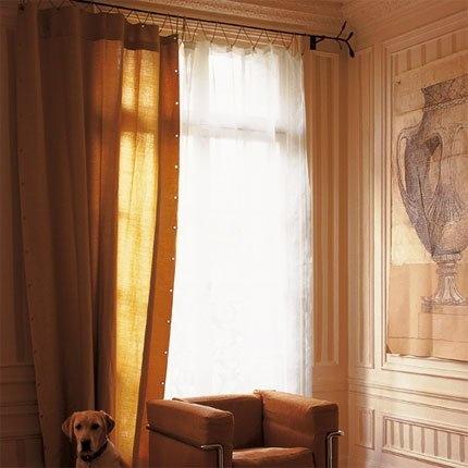 """Réaliser un rideau """"jour et nuit"""""""
