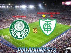 Prediksi Skor Bola Palmeiras vs America Mineiro 22 Juni 2016