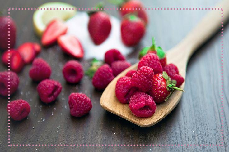 Sezon na leśnie dobra trwa! ;) . Warto korzystać, bo maliny prócz smaku mają również mnóstwo wartości odżywczych: http://bit.ly/1WCmyWX