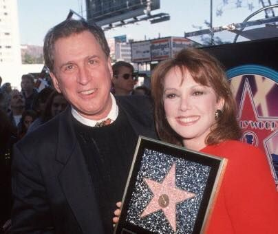The Late Ted Bessell And Marlo Thomas From Quot That Girl