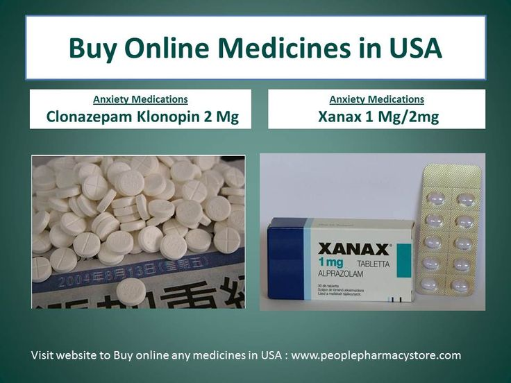 Buy Anxiety Medicines online buy Xanax 1 mg or 2 mg  and Klonopin 2mg in USA/UK