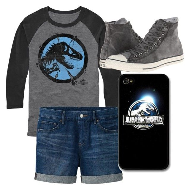 """Jurassic World"" by jmsmith462 on Polyvore how many times should i pin this???"