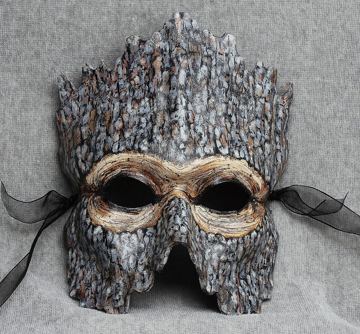 Tree People Mask