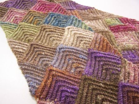 2798 Best Knitting Modular Mitered Images On Pinterest