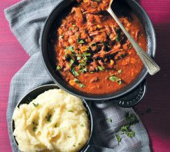 Chakalaka Beef Ragu #Beef #Recipe #SouthAfrica