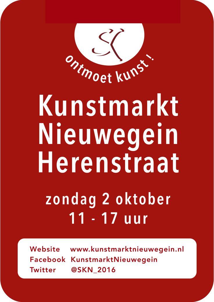 Zondag 2 oktober 2016 is weer de dag van Kunstmarkt Nieuwegein. Van 11-17 uur tonen ruim 80 kunstenaars hun werkop de Herenstraat in het oude Jutphaas (Nieuwegein-Noord). Ik ben dit jaar ook van de partij. Op de markt sta ik met mijn stenen werken, mijn werken van keramiek zijn te vinden in het atelier van Lea Wijnhoven in de Schoolstraat, dus vergeet niet om ook daar een kijkje te nemen. Reserveer de datum en kom genieten van een geweldige diversiteit aan kunstvormen.