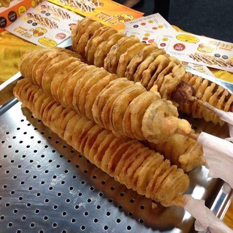 Twisto Potato Bisnis Usaha Yummy | Artikel Seputar Bisnis Online