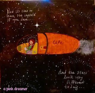 A PINK DREAMER: dare....
