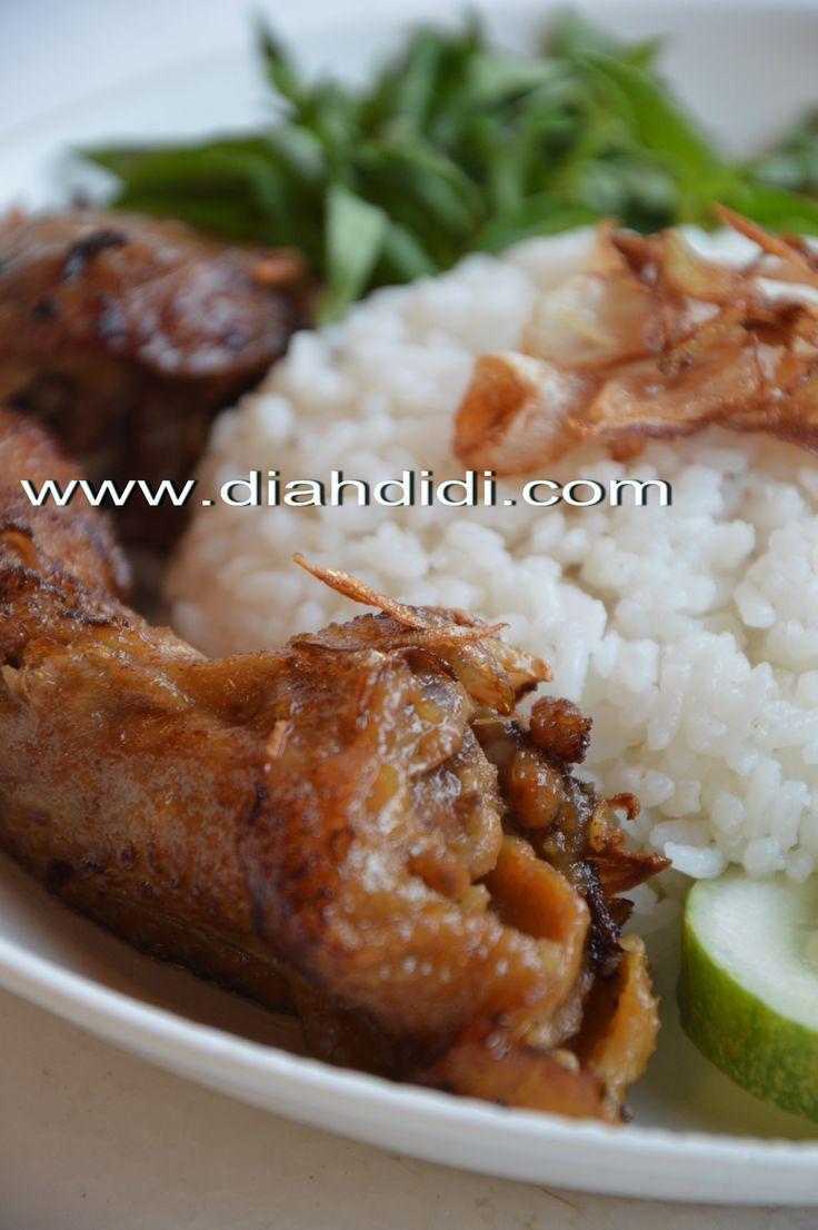 Diah Didi's Kitchen: Bikin Nasi Uduk Sendiri..Lebih Enak..^^