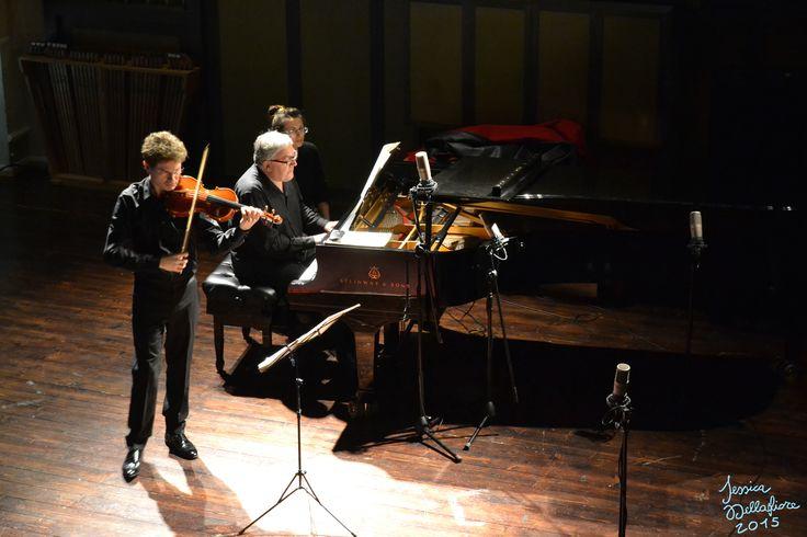 I Mercoledì del Conservatorio - Nana Unishi - Chris Iuliano e Renato Donà - Giacomo Fuga 29/04/2015