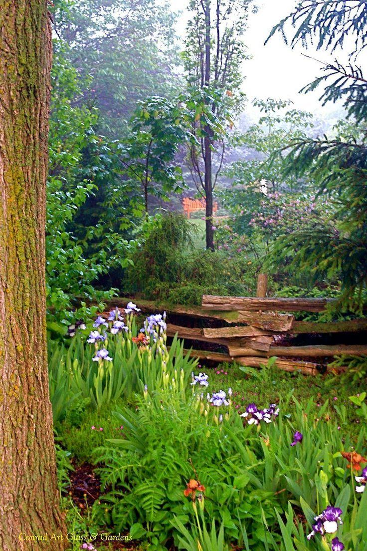 883 best images about garden paths on pinterest shade garden - Lovely Natural Garden