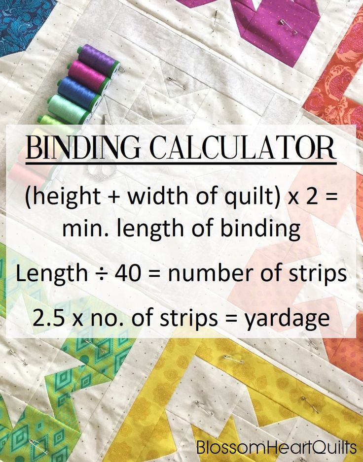 how to finish quilt binding by machine