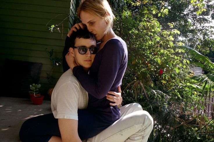 Over a six-year relationship, trans couple Rhys Ernst and Zackary Drucker documented their lives as they transitioned in opposite directions.