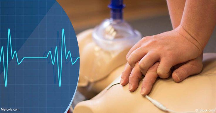 El RCP podría salvar vidas si se realiza rápidamente; es necesario durante un paro cardiaco, electrocución, ahogamiento, derrame cerebral u otro problema médico o lesión. http://articulos.mercola.com/sitios/articulos/archivo/2017/03/25/rcp-puede-salvar-una-vida.aspx?utm_source=espanl&utm_medium=email&utm_content=art2&utm_campaign=20170325&et_cid=DM137180&et_rid=1939538138